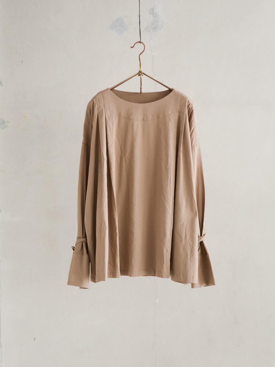 つたふ砂pullover blouse